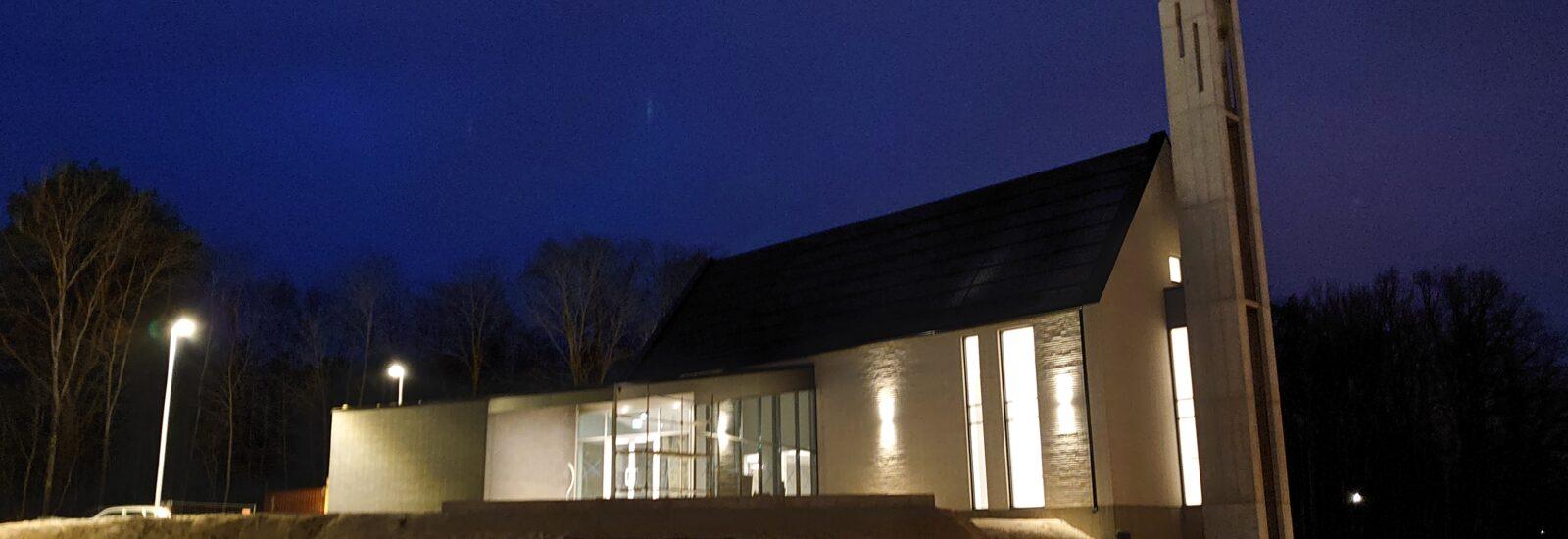 Jumalateenistused toimuvad kell 11:00 aadressil Küütsu 2 Saku Toomase kirikus.